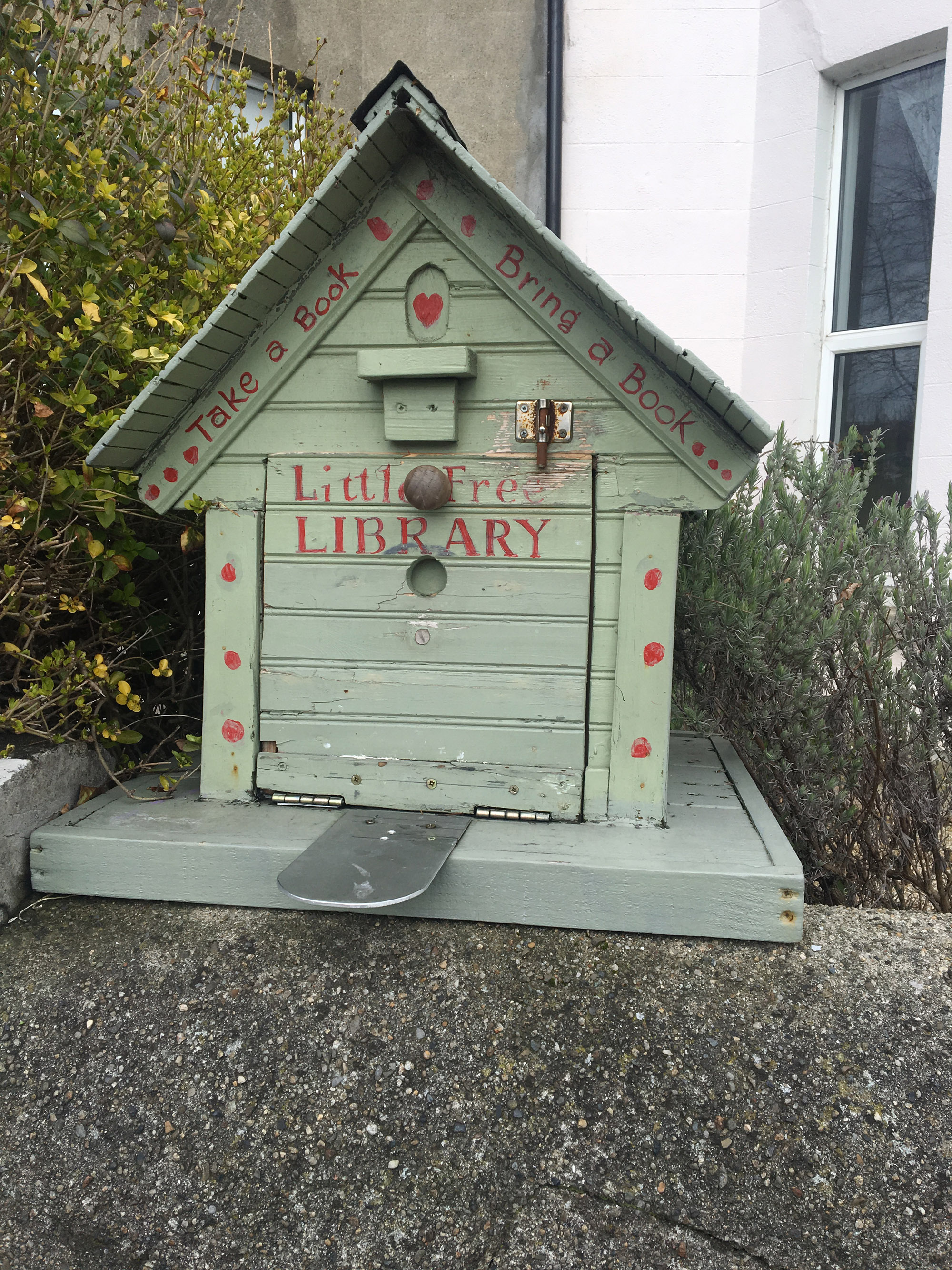 Little Free Library Bray