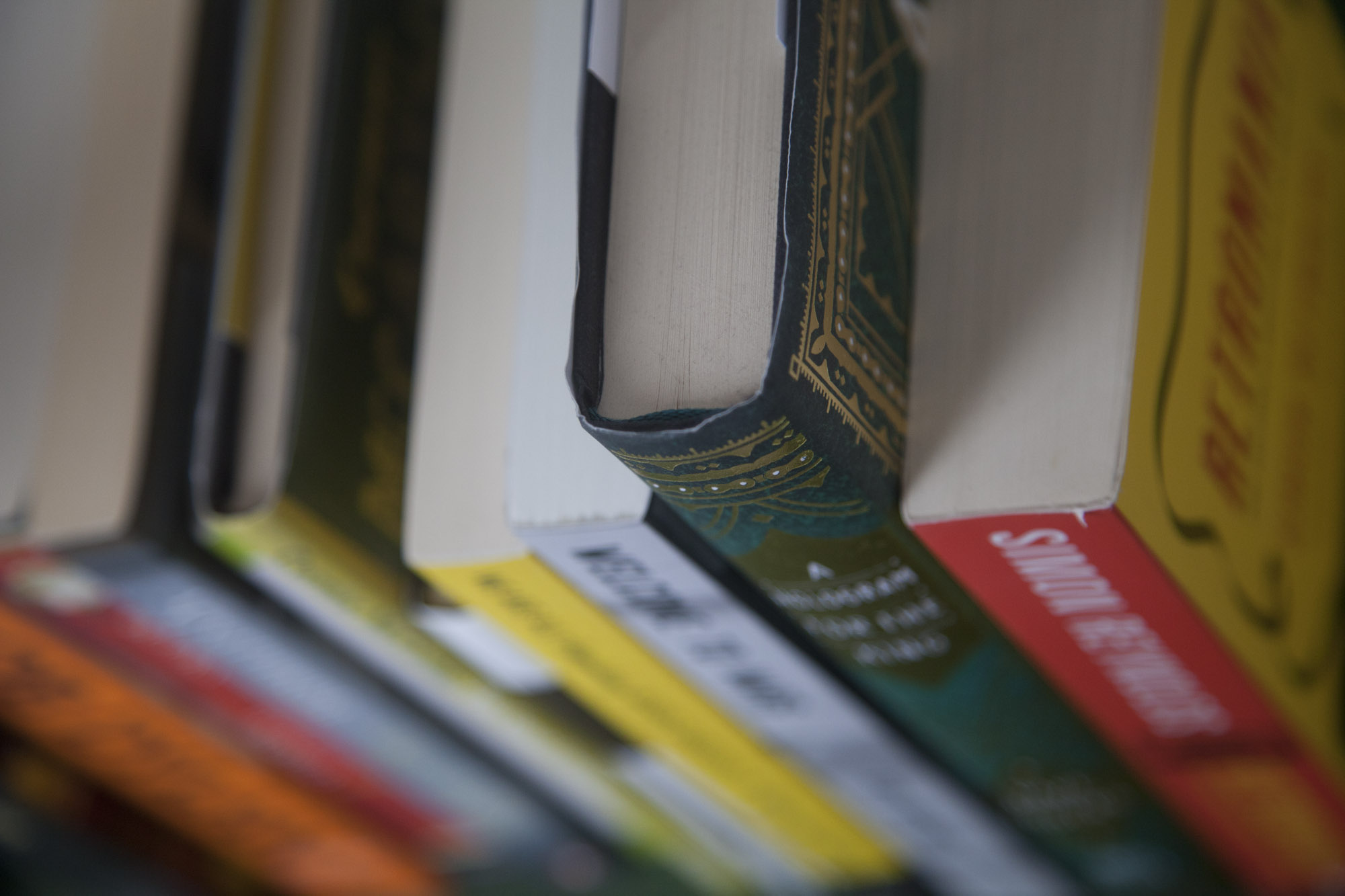 pop-up library books