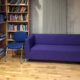 Samuel Beckett Community Facility Library Corner