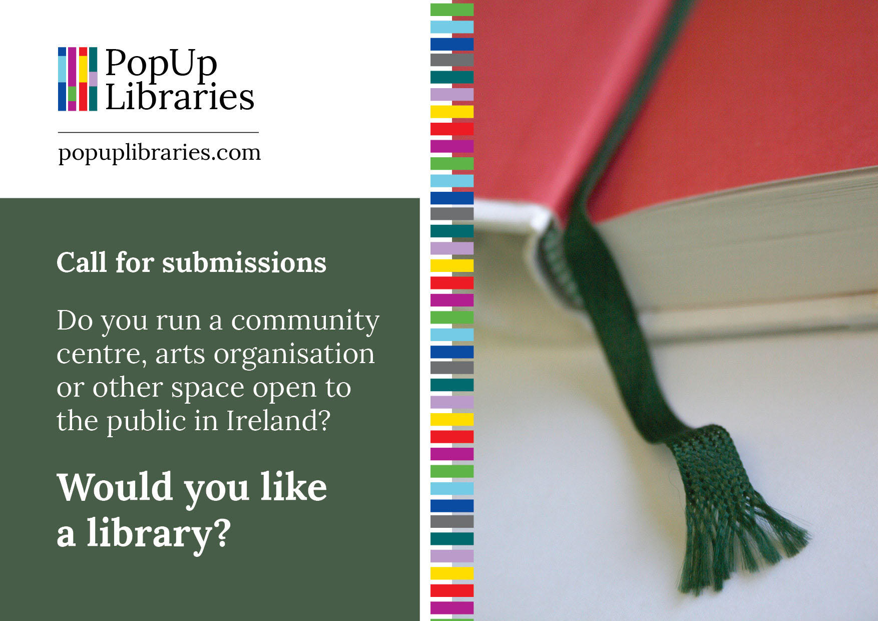 Call for popup libraries